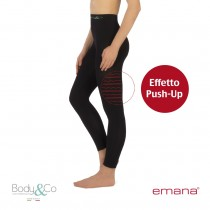 Leggings Push-Up Emana® fiber