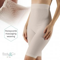 Massaging High-Waisted Short