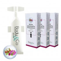 REFILL ROSA MOSQUETA SET - 3 Refill with Rosa Mosqueta Oil Microcapsules 10ml