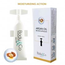 Refill with argan oil microcapsules 10 ml