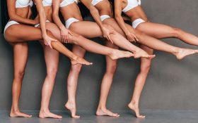 La Beauty Routine per gambe bellissime